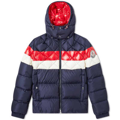 Moncler Janvry Hooded Down Jacket