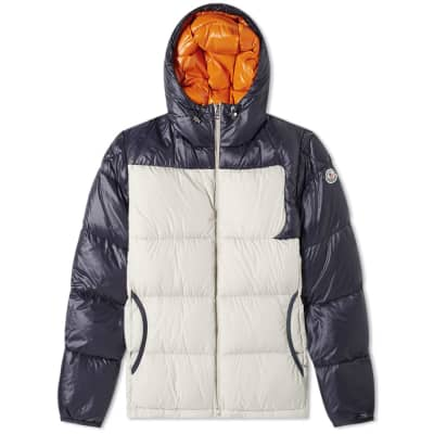 Moncler Latour Hooded Down Jacket