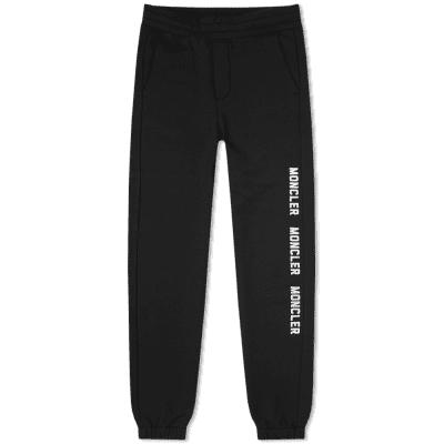 Moncler Taped Seam Logo Sweatpants