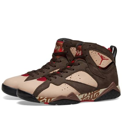 brand new 9fa70 29686 Air Jordan x Patta 7 Retro