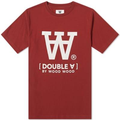 Wood Wood Ace Tee