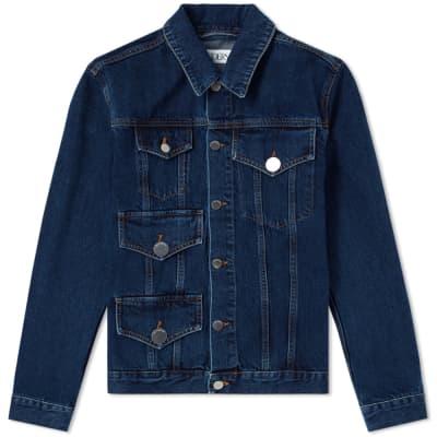 JW Anderson Denim Multipocket Jacket