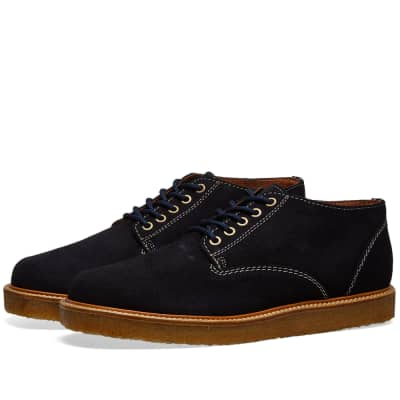 Wild Bunch Classic 5 Eyelet Shoe