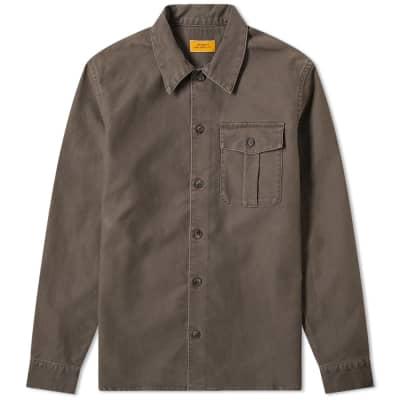Saturdays NYC Broome Moleskin Shirt