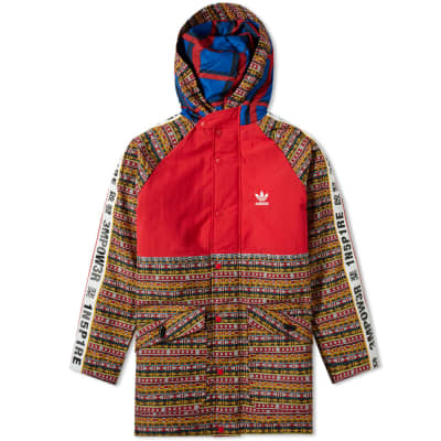 Adidas by Pharrell Williams SOLARHU Padded Jacket