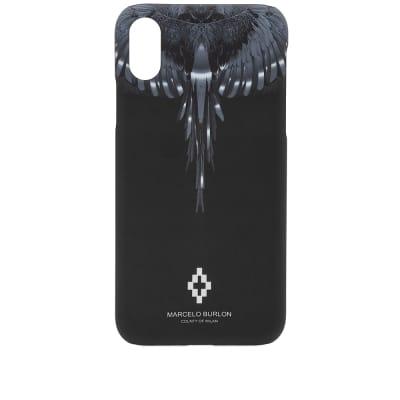 Marcelo Burlon Wings iPhone X Case