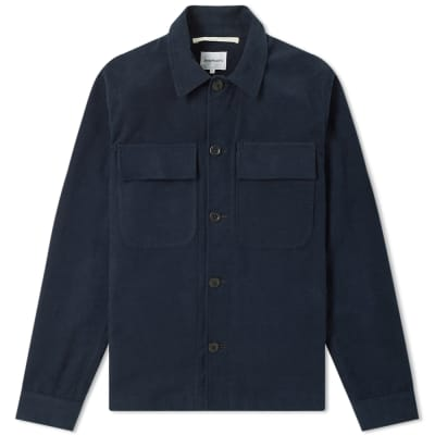 Norse Projects Kyle Moleskin Shirt