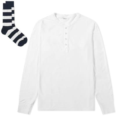 Schiesser Hanno Top & Sock Pack