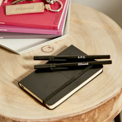 A.P.C. x JJJJound Notebook & Pen Set