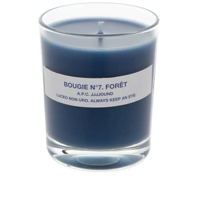 A.P.C. x JJJJound Scented Candle