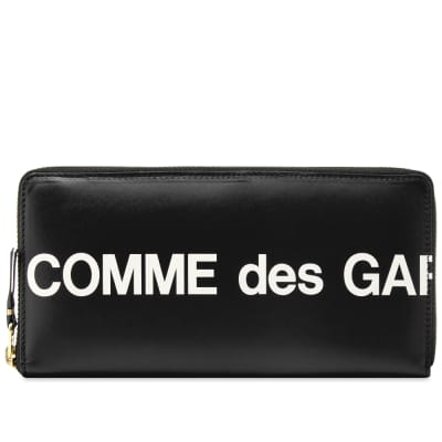 Comme des Garcons SA0110HL Huge Logo Wallet