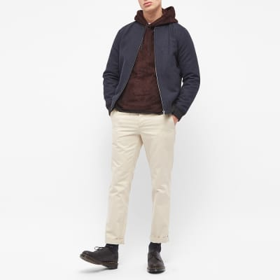 Norse Projects Tycho Sherpa Popover Fleece Hoody