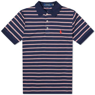 Polo Ralph Lauren Stripe Soft Touch Polo