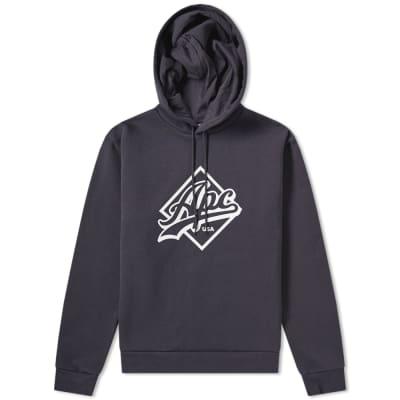 A.P.C. Wayne Logo Hoody