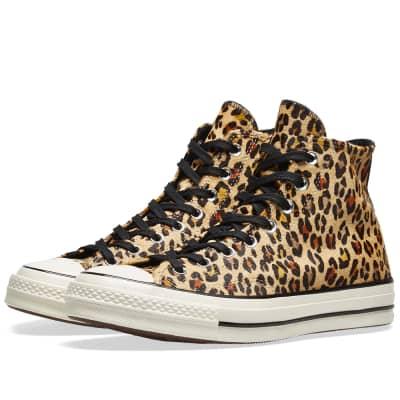 Converse Chuck Taylor 1970s Hi Cheetah