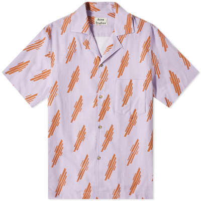 Acne Studios Simon Diagonal Vacation Shirt