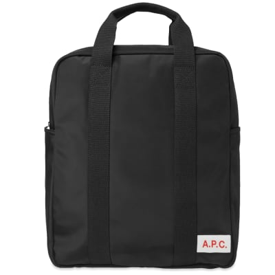 A.P.C. Protection Tote Backpack