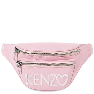 Kenzo Logo Bumbag