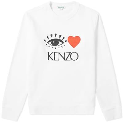 Kenzo Valentine's Crew Sweat
