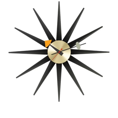 Vitra George Nelson Sunburst Wall Clock