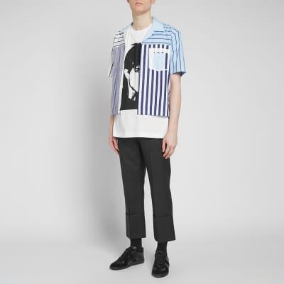 Calvin Klein 205W39NYC Stephen Sprouse Print Tee