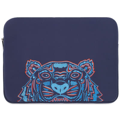Kenzo Neoprene Tiger Laptop Case