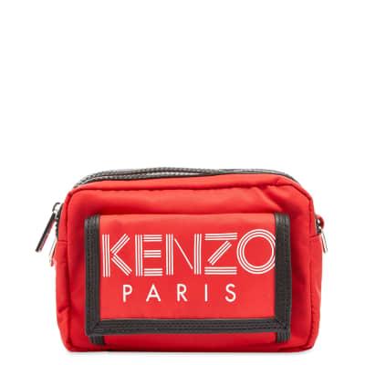 Kenzo Paris Sport Large Cross Body Bag