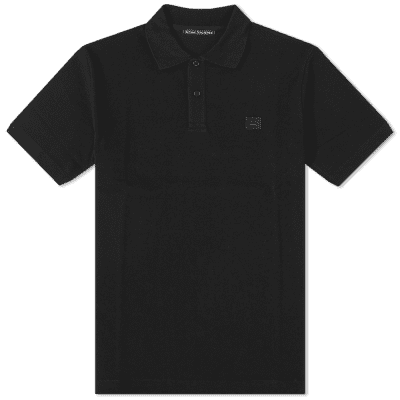 Acne Studios Elton Face Polo
