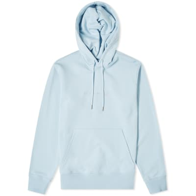 Helmut Lang 90s Logo Embroidered Popover Hoody