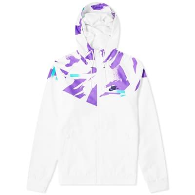 Nike Festival Windrunner Jacket