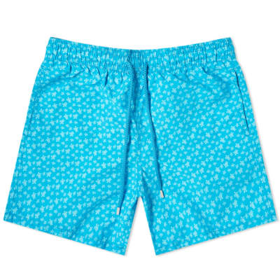 Vilebrequin Moorea Dancing Turtles Swim Short