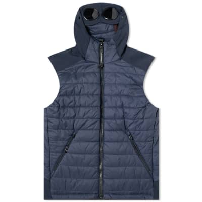 C.P. Company Hooded Goggle Gilet