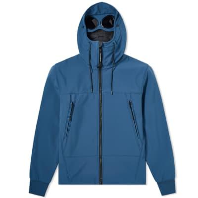 C.P. Company Soft Shell Goggle Jacket