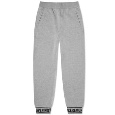Opening Ceremony Elastic Logo Sweat Pant