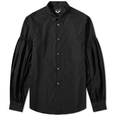 Comme des Garcons Homme Plus Elasticated Sleeve Shirt