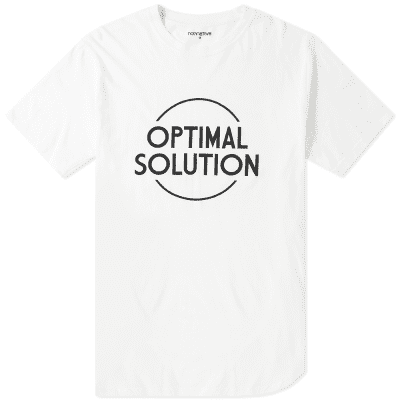 Nonnative Optimal Solution Tee
