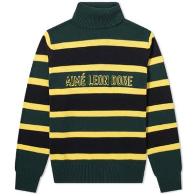 Aimé Leon Dore Knitted Turtleneck Sweat