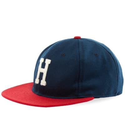 Ebbets Field Flannels Vintage Hartford Chiefs 1951 Cap