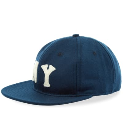 Ebbets Field Flannels Vintage New York Black Yankees 1936 Cap