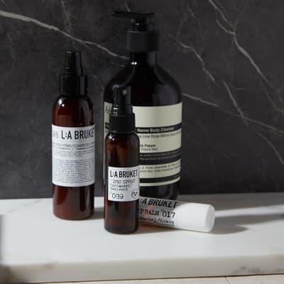 L:A Bruket Coriander & Vetiver Deodorant