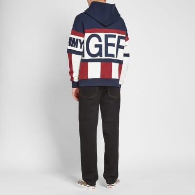 Tommy Jeans Heritage Stripe Hoody