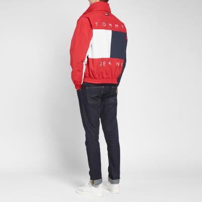 Tommy Jeans Reverse Flag Jacket