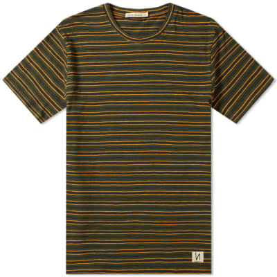 Nudie Anders Stripe Tee