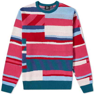 By Parra Premium Stripes Crew Knit