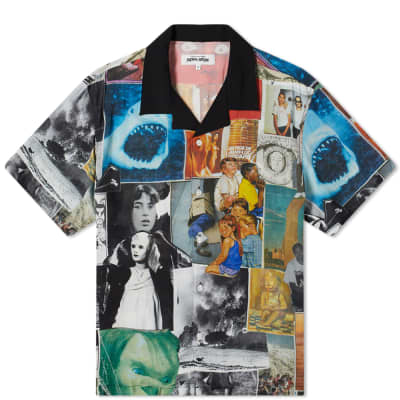 Fucking Awesome Collage 2 Rayon Club Shirt