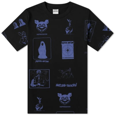 Fucking Awesome Cut Out 2 Tee