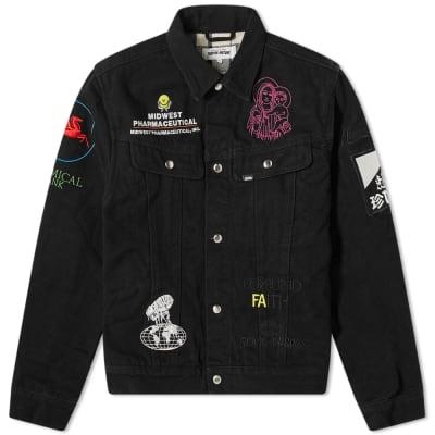 Fucking Awesome Sponsored FA Rodeo Jacket