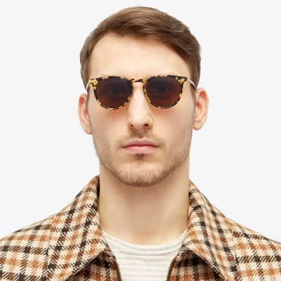 Garrett Leight Ocean Sunglasses