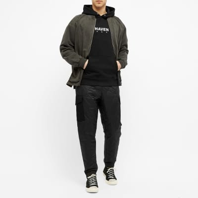HAVEN Core Logo Heavyweight Popover Hoody