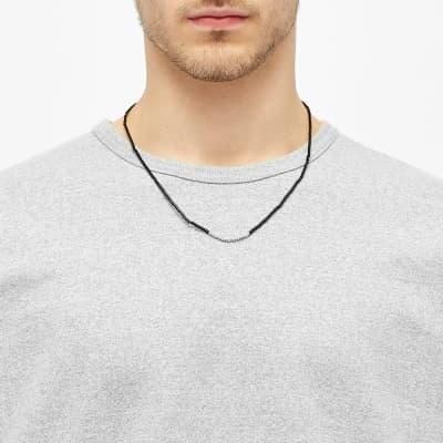 Mikia Tube Beaded Necklace